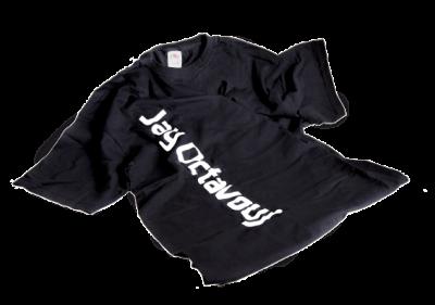 T-Shirt CzM schwarz Jay Octavouj