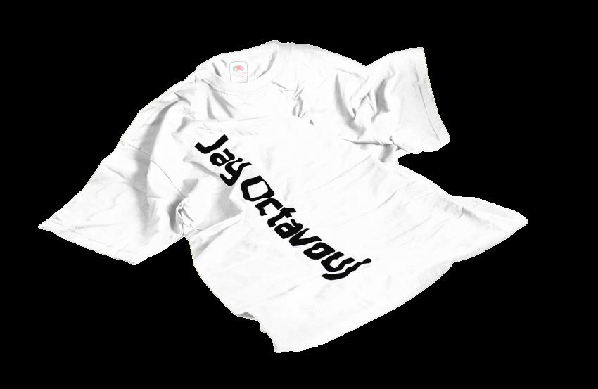 T-Shirt weiss CzM Jay Octavouj
