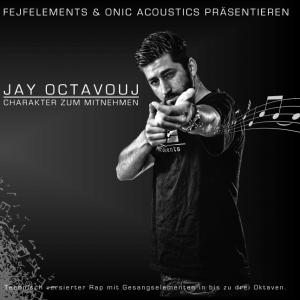 CD Cover Charakter zum Mitnehmen CZM by Jay Octavouj